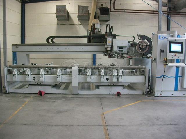 Alman ve italyan mobilya imalat makinalari