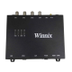 4 port uhf rfid reader for warehouse application