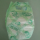 Disposable baby diaper nappy manufacture in China