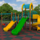 OUTDOOR PLAYGROUND EQUIPMENTS  TURKEY