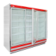 BORA-MULTIDECK CABINET WITH VERTICAL GLASS DOOR