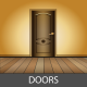 Seeking to supply Wooden and Steel and Fire Rated Doors