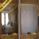 EBGLASS Smart pdlc film manufacturer,switchable glass film,privacy glass film office partition