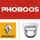 Wide range of spare parts for Renault & Dacia