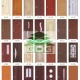PVC Door & Laminated Wooden Door