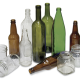every kind of glass bottles,jars