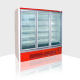 BORA-P PLUG IN MULTIDECK CABINET WITH VERTICAL GLASS DOOR