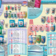 LAUNDRY DETERGENTS _ POWDER _ MATIC & HANDWASH
