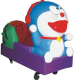 Electronic Coin Operated Happy Cat Amusement Kiddie Rides