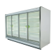 OKTA-SM MULTIDECK CABINET WITH SLIM VERTICAL GLASS DOOR