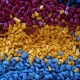 Recycled _ Virgin HDPE _ LDPE _ LLDPE granules _ hdpe plastic raw material