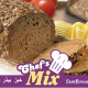 Sunflower bread mix