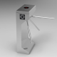 China supplier sell tripod turnstile with low price
