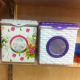 Washing powder box