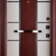 PLATIN SERIE - STEEL SECURITY DOORS