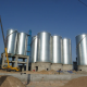 Chemicals Storage Silo