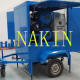 ZYM Mobile type vacuum insulating oil purifier