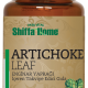 Artichoke Leaf Extract Capsule Food Supplement