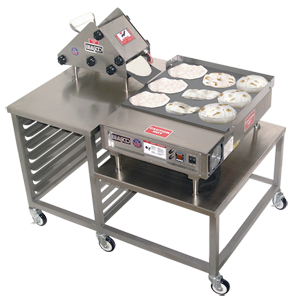 machine tortilla