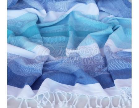 Blue-Turquois Waistcloth