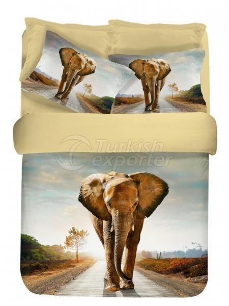 Elephant Bed Lining