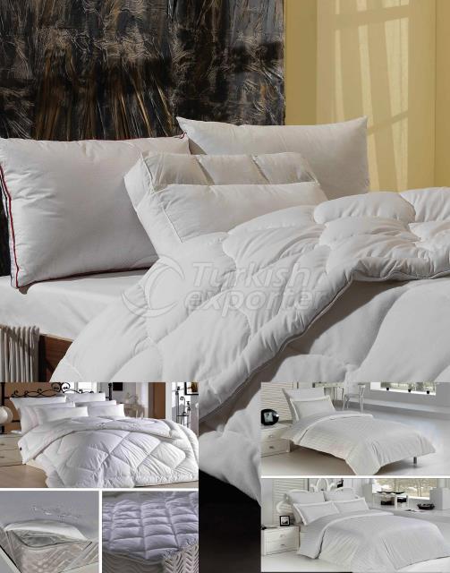 Hotel Quilt & Pillow