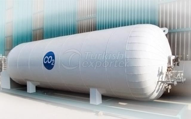Carbon Dioxide Tanks