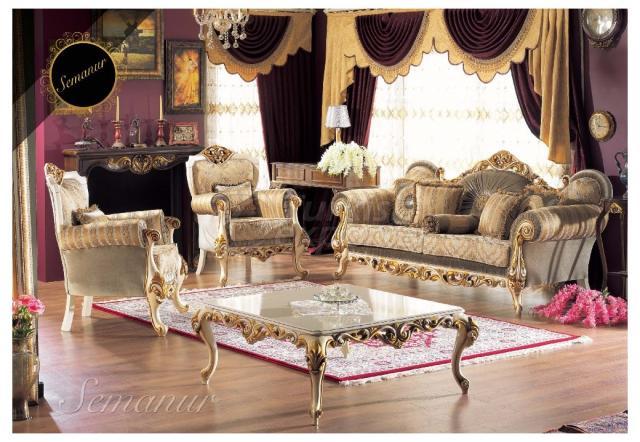 Classical Sofa Semanur