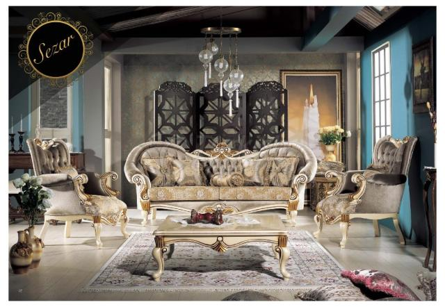 Classical Sofa Sezar