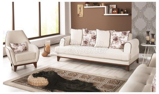 Modern Sofa Santana