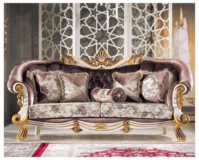 Classical Sofa Melike