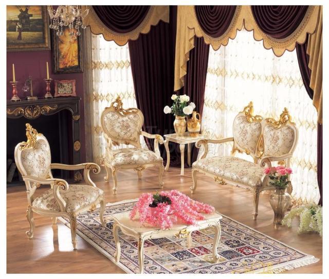 Classical Sofa Çay Saati