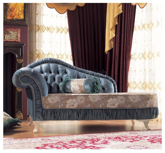 Classical Sofa Sezlong