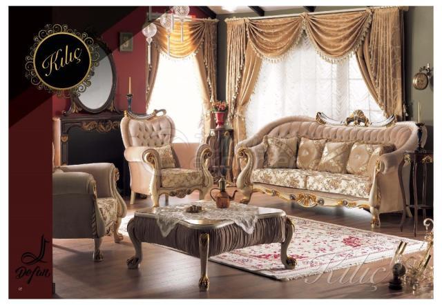 Classical Sofa Kılıç