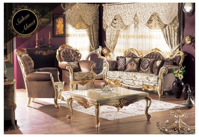 Classical Sofa Sultan Ahmet