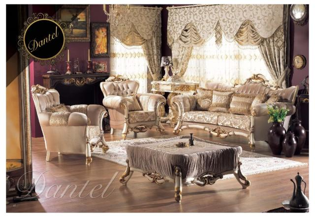 Classical Sofa Dantel