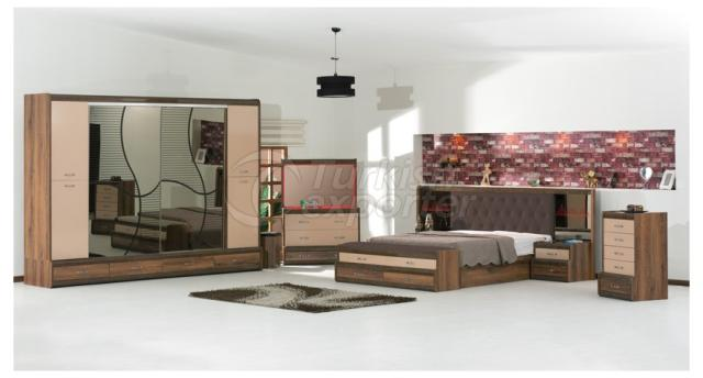 Modern Bedroom Milano