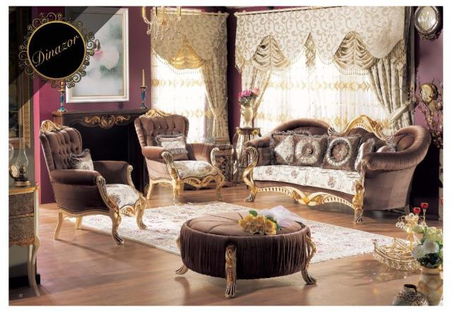 Classical Sofa Dinazor
