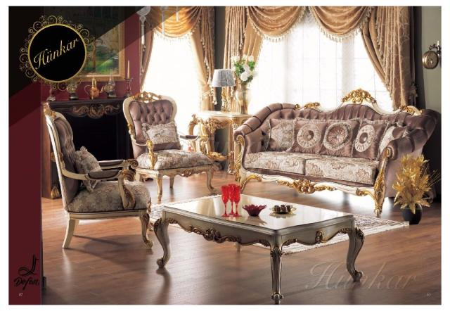 Classical Sofa Hünkar