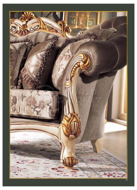 Classical Sofa Eser