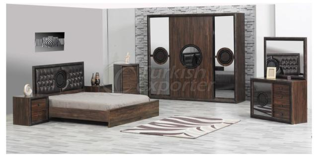 Avant-Garde Bedroom Hera