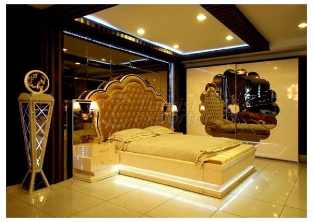 Avant-Garde Bedroom İstanbul