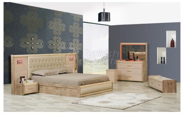 Modern Bedroom Gözde