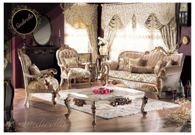 Classical Sofa Sureyya