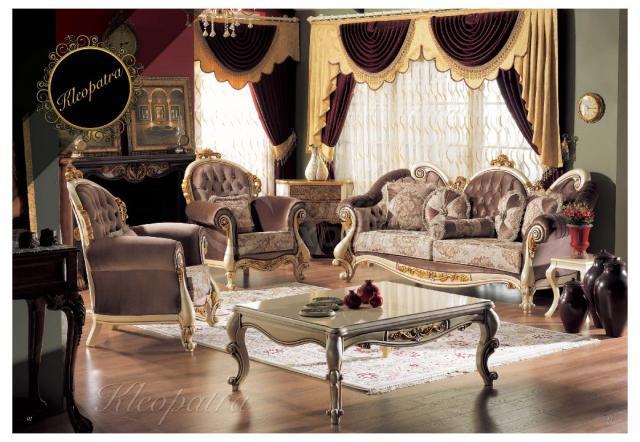 Classical Sofa Kleopatra