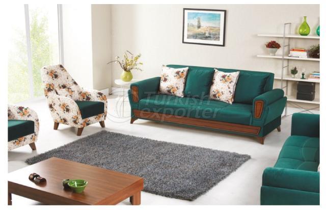 Modern Sofa Beyaz Deluxe