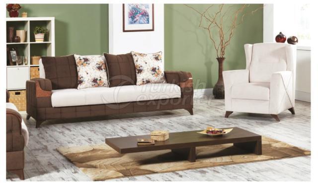 Modern Sofa Kristal