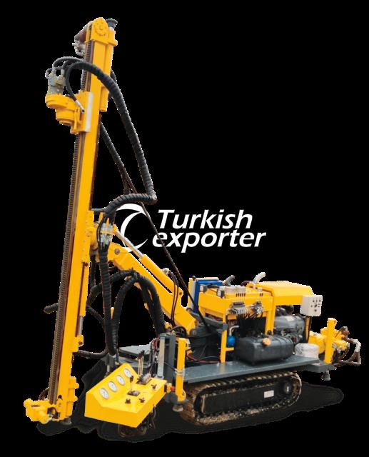 Hydraulic Drilling Machine Castle T 400