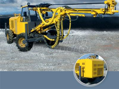 Hydraulic Drilling Machine Castle T 6000