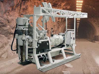 Hydraulic Drilling Machine Castle T 1000